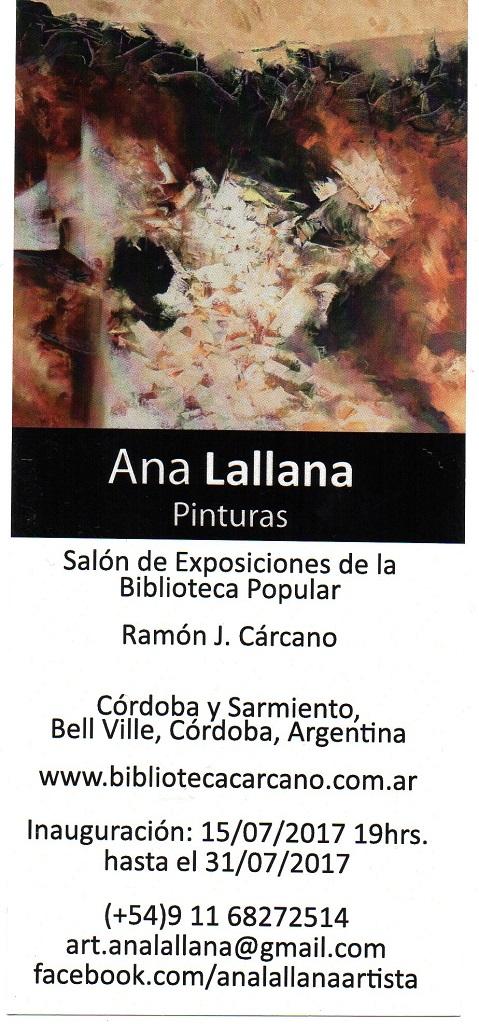 Ana Lallana