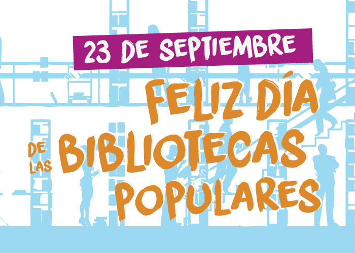 dia de las bibliotecas populares